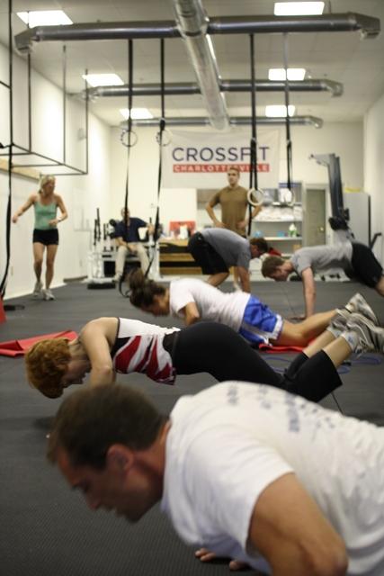 CrossFit Week 4 Free Day 014
