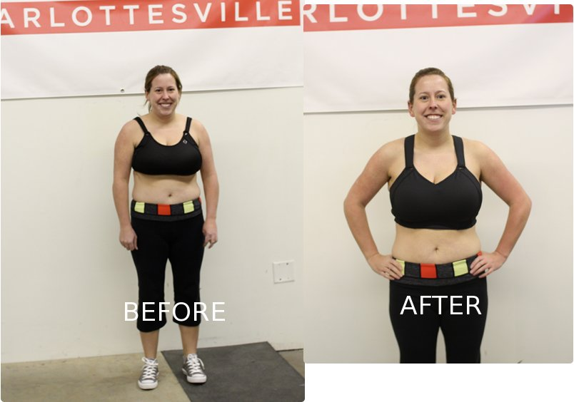 3rd Nutrition Challenge Paleo Eating Before And After Pictures