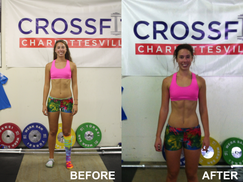 Fall 2012 nutrition challenge results before and after photos and erinfrontfinal malvernweather Images