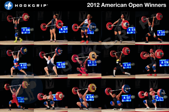 2012 American Open Champs