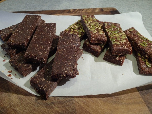 Date and Nut Bars
