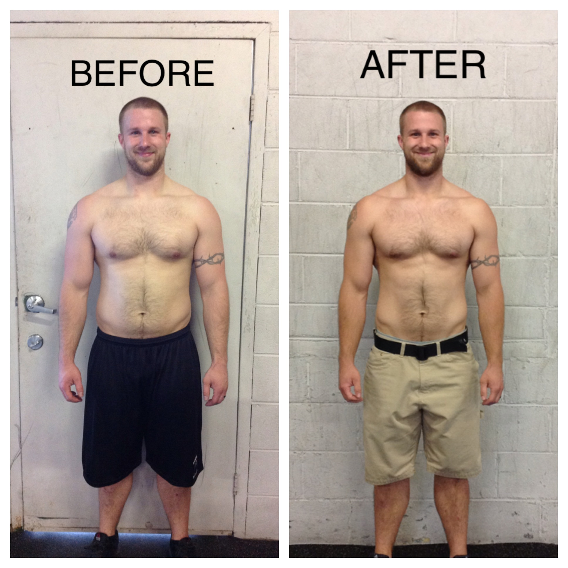 Spring 2015 Nutrition Challenge Results Before And After Photos